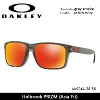 OAKLEY オークリー サングラス Holbrook PRIZM (Asia Fit) oo9244-28 56 アジアンフィット 【雑貨】【サングラス】日本正規品
