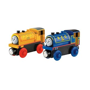 Fisher-Price Thomas the Train Wooden Railway Bill and Ben [並行輸入品]