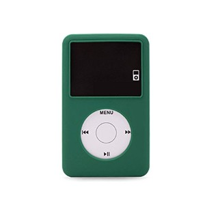 Zhhlinyuan 耐久性のある Slim Fit Protective Soft Silicone Case Cover for Ipod Classic 80GB/120GB/160 GB...
