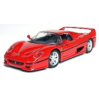 Maisto 1:24 Scale Assembly Line Ferrari F50 Diecast Model Kit [並行輸入品]