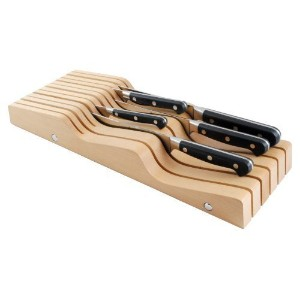 Messermeister 11-Slot Contemporary in Drawer Knife Holder [並行輸入品]