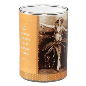 Shannon Martin Girl Designer Candle, Be Yourself [並行輸入品]