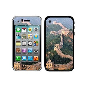 Graphics and More Protective Skin Sticker Case for iPhone 3G 3GS - Non-Retail Packaging - Great...