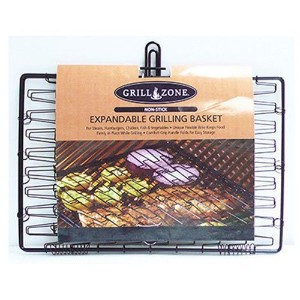 Blue Rhino Global Sourcing 00390TV Barbecue Grill Basket, Non-Stick, Flexible [並行輸入品]