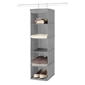 Whitmor 6880-300-PGRAY Hanging Accessory Shelves [並行輸入品]