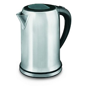 Courant 1.7 Liter Cordless Electric Kettle, Stainless Steel Electric Tea Kettle [並行輸入品]
