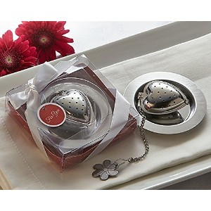 Artisano Designs 'Love is Brewing' Heart Tea Infuser [並行輸入品]