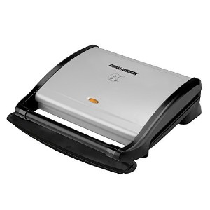 George Foreman GRV80 Contemporary Grill with Extended Handle [並行輸入品]