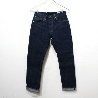 or slow 【オアスロウ】 - men's IVY Fit Jeans #107 (one wash)【デニム・ジーンズ】