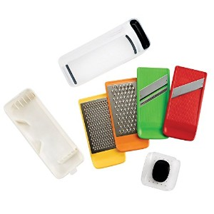 OXO Good Grips Complete Grate & Slice Set [並行輸入品]