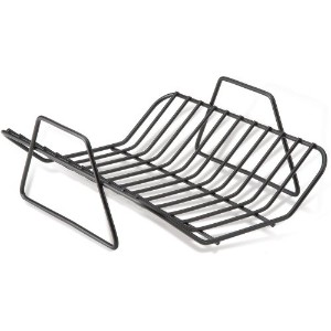 All-Clad 3016 Nonstick Roasting Rack Cookware, 14 by 12.25-Inch, Black [並行輸入品]