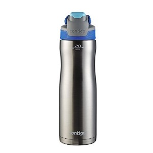 Contigo Autoseal Fit Trainer, 20-Ounce, Stainless Steel [並行輸入品]