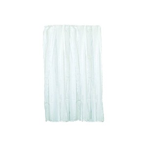 ARC 24075 Breathable Shower Curtain 70-3/4-Inch x 55-Inch, White [並行輸入品]
