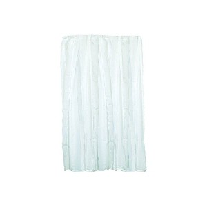 ARC 24077 Breathable Shower Curtain, 70-3/4-Inch x 74-3/4-Inch, White [並行輸入品]