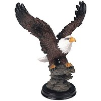 StealStreet SS-G-54052 Wild Life Eagles Collection Animal Bird Figure Decoration Collectible [並行輸入品]