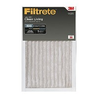Filtrete Clean Living Basic Dust Filter, MPR 300, 16 x 25 x 1-Inches, 6-Pack [並行輸入品]