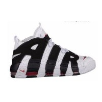 "Nike Air More Uptempo ""Scottie Pippen"" メンズ White/Black-Varsity Red ナイキ バッシュ モアアップテンポ"