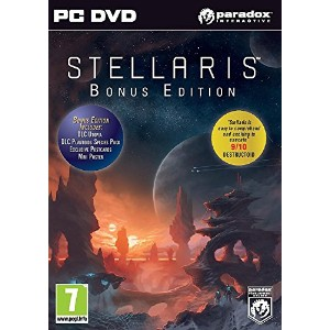 Stellaris Bonus Edition (PC DVD) (輸入版)