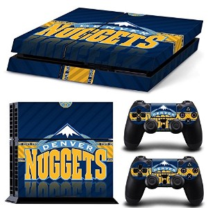 FriendlyTomato PS4専用 Skin プレイステーション4用スキンシール - Basketball NBA - PlayStation 4 Vinyl