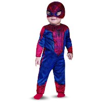 The Amazing Spider-Man Infant /Toddler Costume アメイジングスパイダーマン幼児/幼児コスチューム サイズ:0-6 Months
