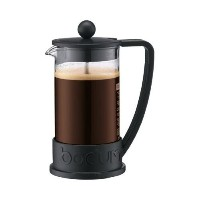Bodum 10948-01US French Press Coffee Maker, Black by Bodum