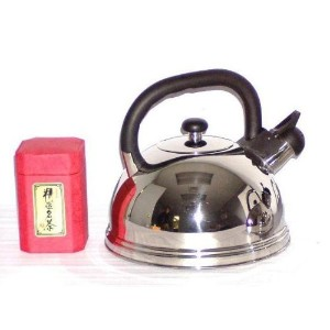3.0 Quart Stainless Steel Kettle by UNIWARE