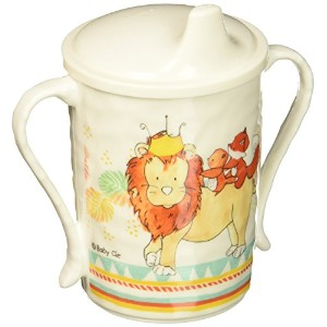 Baby Cie Roi De Laジャングル' King of the Jungle ' Textured Sippy Cup ,マルチカラー
