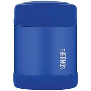 Thermos 10 Ounce Funtainer Food Jar, Blue by Thermos, L.L.C. [並行輸入品]