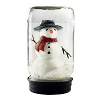Holiday Decor Snow Globes by CoolSnowGlobes ブラック AX-AY-ABHI-64866
