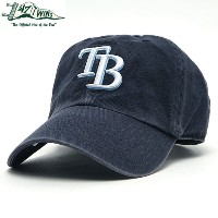 MLB レイズ クリンナップ キャップ(ゲーム) Tampa Bay Rays Game Clean Up Adjustable Cap