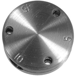 All American pressure cooker regulator weight. by All American