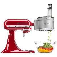 KitchenAid KSM2FPA Food Processor Attachment with Commercial Style Dicing Kit by KitchenAid
