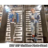 NCT 127 Limitless Photo Stand MARK在庫あり。「SUM」