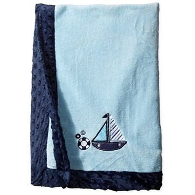 Little Sailor Blanket by Bacati
