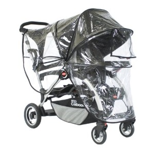 Joovy Ergo Rain Cover, Clear by Joovy [並行輸入品]