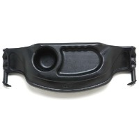 BOB Single Snack Tray, Black by BOB