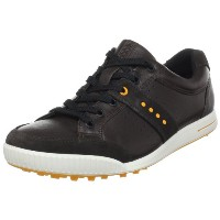 ecco エコー GOLF STREET シューズ 039184 56496 licorice/coffee/fanta 28.5cm / ecco46