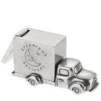 Danforth - Truck Pewter Toothfairy Box by Danforth