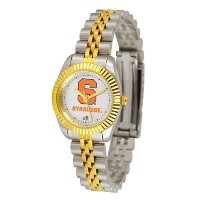シラキュースOrangemen Ladies ' Executive Watch by SunTime
