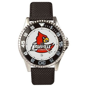 Louisville Cardinals Competitorメンズ腕時計