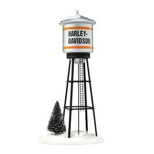 HD Juneau Ave. Water Tower | Department 56 Tower (4042421) by Department 56 [並行輸入品]