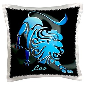 Zodiac Signs Horoscope – Leo zodiac sign – 枕ケース 16x16 inch Pillow Case pc_918_1