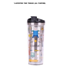Adventure Timeステンレススチールタンブラー( 500ml / 17oz ) -all Together、Beemo