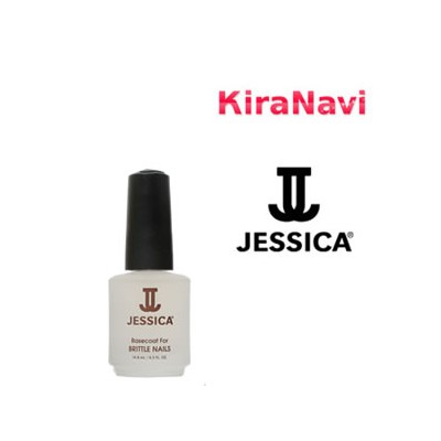 【JESSICA】 ジェシカ ベースコートブリトル(Basecoat For BRITTLE NAILS) 14.8ml