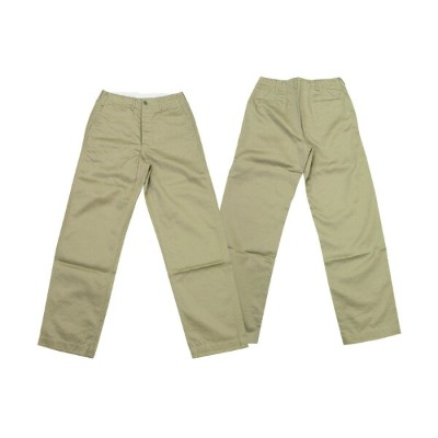 M43036Early Military Chinos1942Model当店水洗い済み