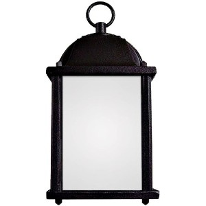 ヨセミテホームDecor Tara 4.5-inch one-light Exterior Sconce 4.5-Inch 5008IBL 1