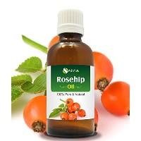 ROSEHIP OIL 100% NATURAL PURE UNDILUTED UNCUT CARRIER OIL 100ML