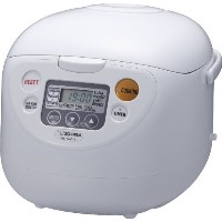 Zojirushi NS-WAC18-WD 10-Cup (Uncooked) Micom Rice Cooker and Warmer by Zojirushi
