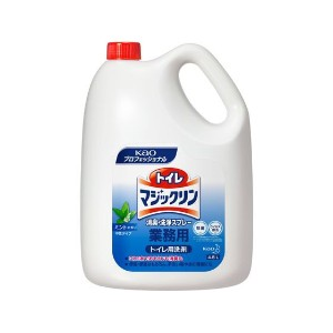 KAO/トイレマジックリン消臭・洗浄スプレー業務用4.5L