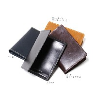 Whitehouse Cox (ホワイトハウスコックス ) / NAME CARD CASE / 全5色 (カード入れ ケース ギフト プレゼント ラッピング可能)S-7412【MUS】